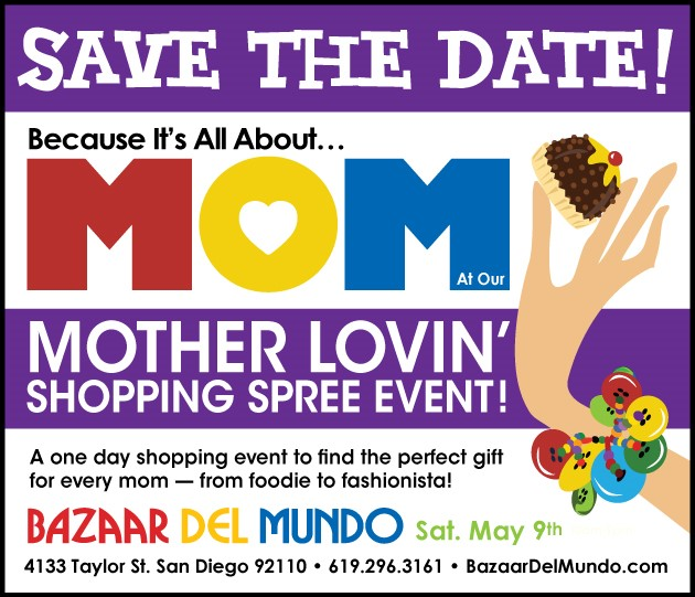 Bazaar del Mundo Mother Lovin' Shopping Spree